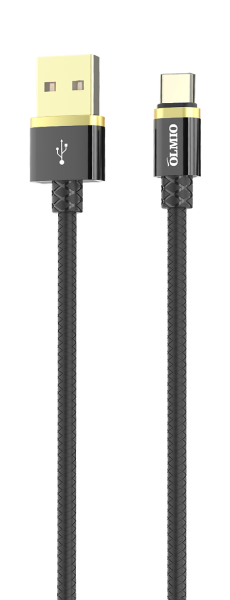 Մալուխ Deluxe USB 2.0 - Type-C 1.2մ