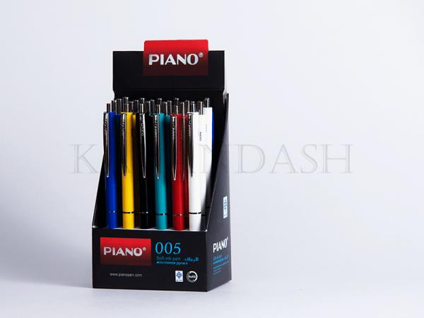 Գրիչ գնդիկավոր Piano 005