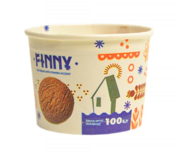 Ֆիննի Պաղպաղակ Շոկոլադե 100գ