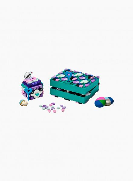 Կառուցողական խաղ Dots «Գաղտնի արկղներ»