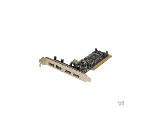 PCI Card - USB 2.0 Ports
