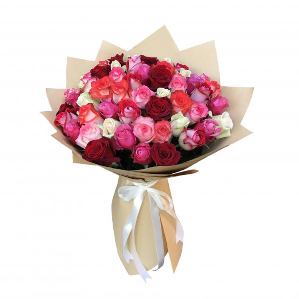 Ծաղկեփունջ «Belleza» My Rose