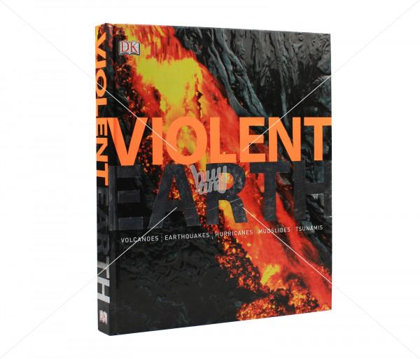 Գիրք «Violent earth» Նոյյան Տապան