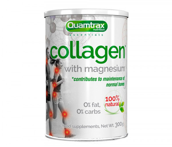 Collagen with magnesium 300g