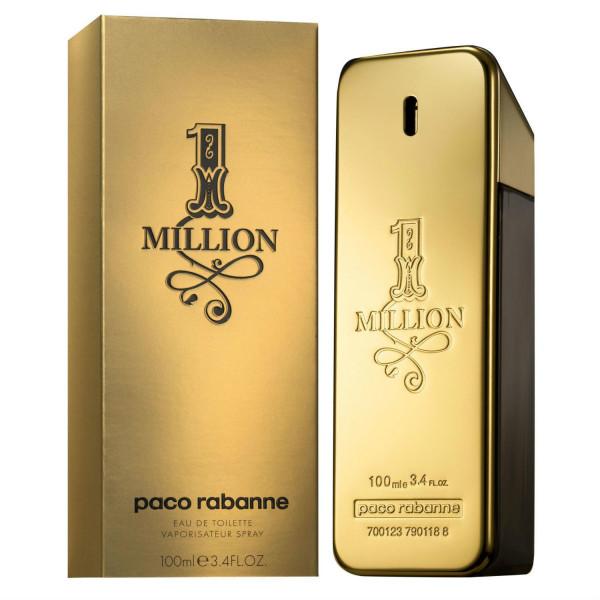 Տղամարդու օծանելիք Paco Rabanne One Million Eau De Toilette 100 մլ