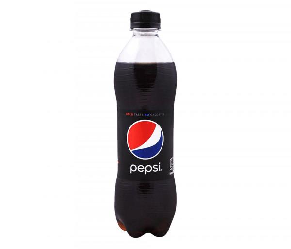 Զովացուցիչ ըմպելիք «Pepsi Black» 0.5լ