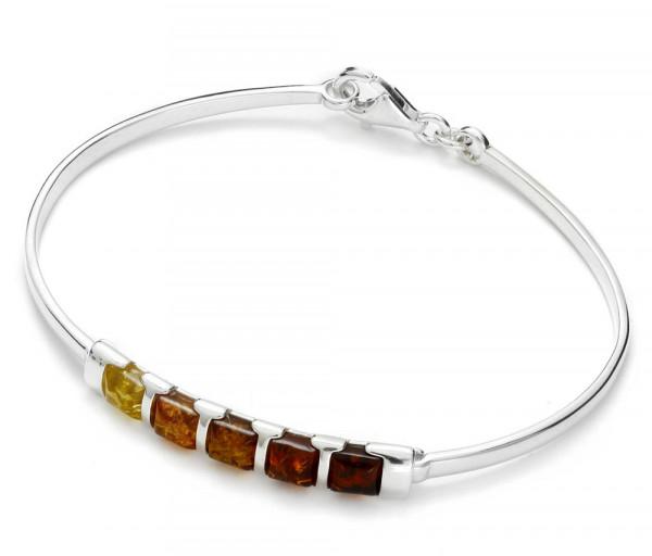 Silver bracelet SB81
