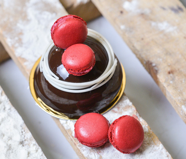 Շոկոլադե մուս Փափայա