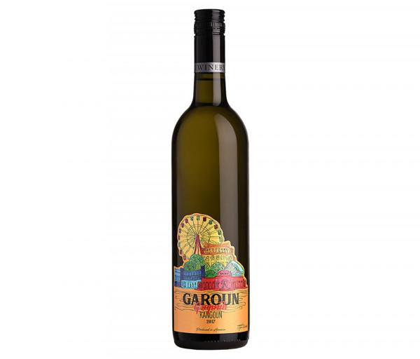 Garoun White dry wine 0.75l