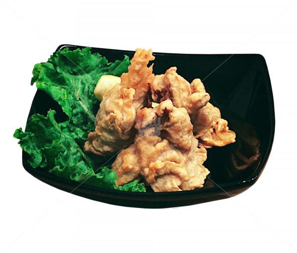 Կաշիվա Տեմպուրա (հավի մսով) Sakurada