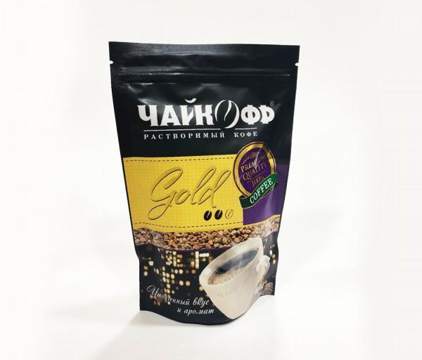 Լուծվող սուրճ «Չայկոֆֆ Gold»