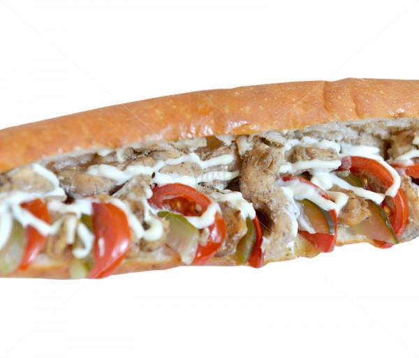 Սենդվիչ (հավի թոքով) Jano