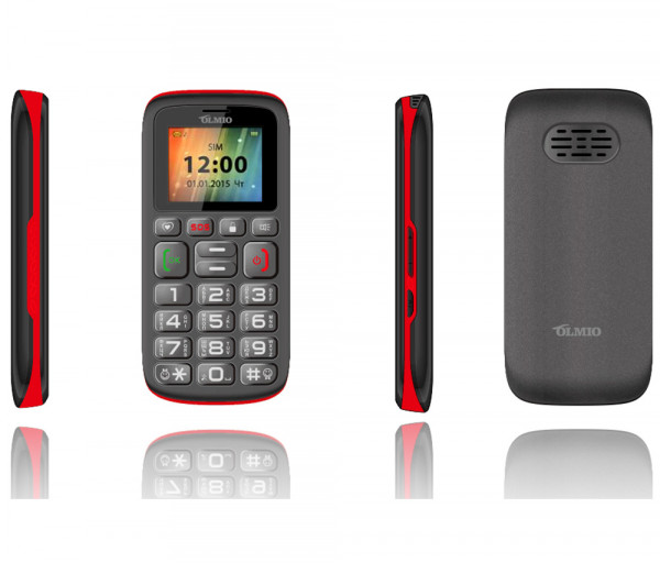 Mobile phone Olmio C17