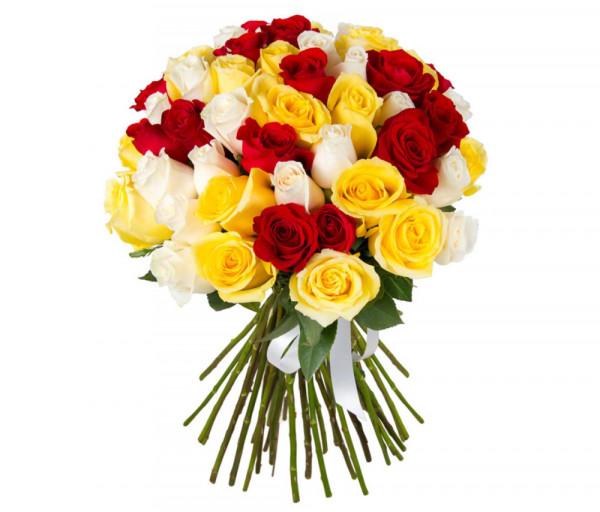 Ծաղկեփունջ «Բարձր տրամադրություն» Flowers Armenia