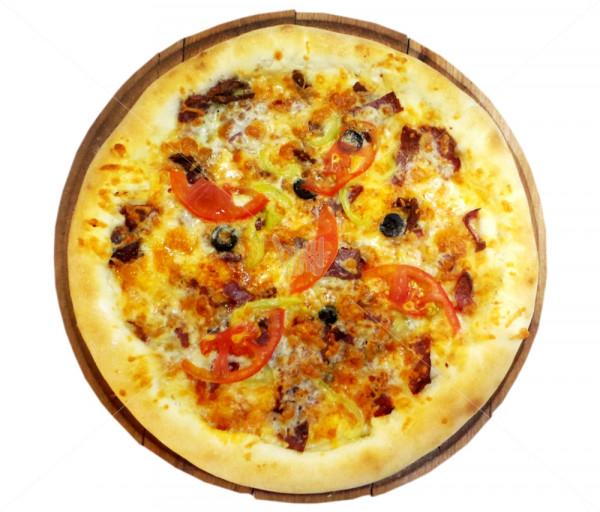 Պիցցա «Բաստուրմայով» Դոկա Պիցցա