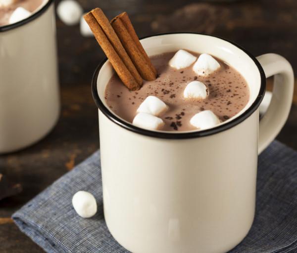 Մարշմելո տաք շոկոլադ Իլ Սոլո Ջելատո