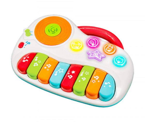 Մանկական խաղալիք դաշնամուր ուրախ ձայնային ուղեկցությամբ 536128EL