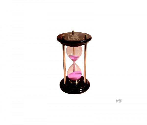 Ավազե ժամացույց օբսիդիան «Օրիգինալ»