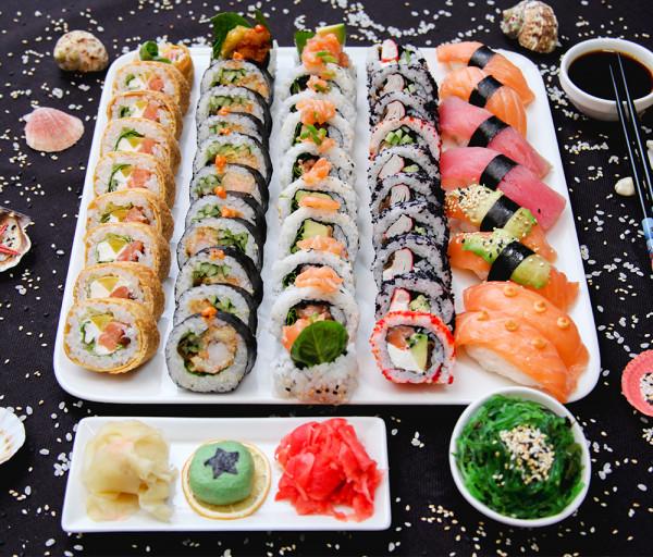 Սեթ «Sushi Lover» Սուշի Կուշի
