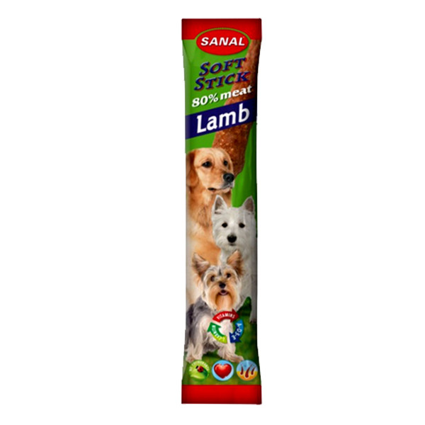 Հավելյալ կեր Sanal Soft Stick Lamb 12գ