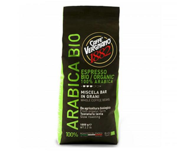 Օրգանական սուրճ հատիկավոր 100% Արաբիկա Caffe Vergnano