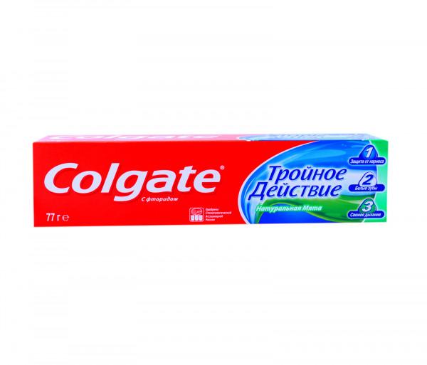 Քոլգեյթ Ատամի մածուկ Եռակի Ազդեցություն 50մլ