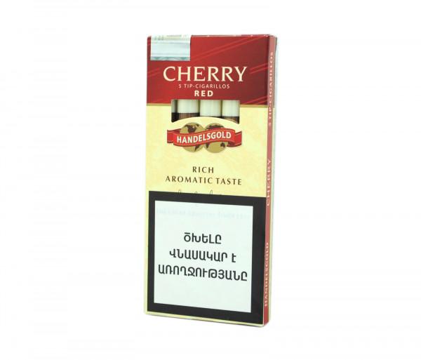 Սիգարելա Handelsgold Cherry Tip Red 5