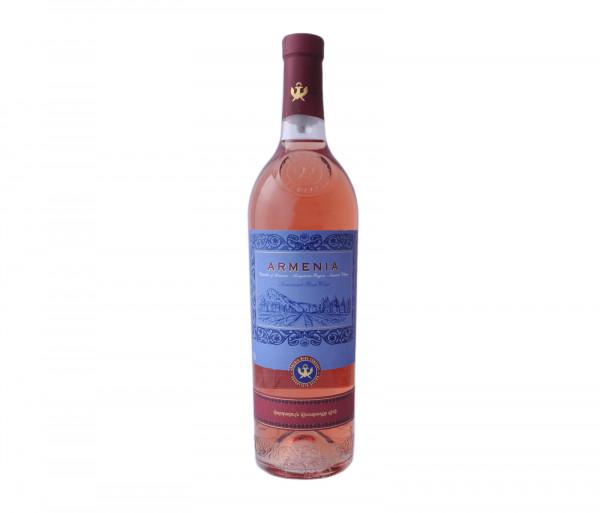 Արմենիա Վարդագույն կիսաքաղցր գինի 0.75լ