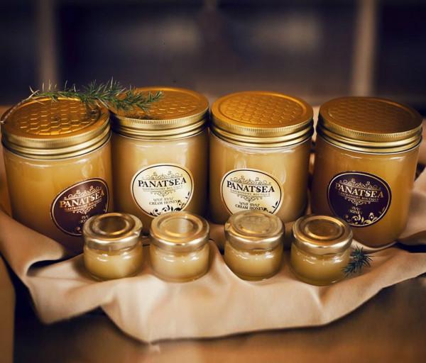 Կրեմ մեղր (էկո սերտիֆիկացված) Պանացեա