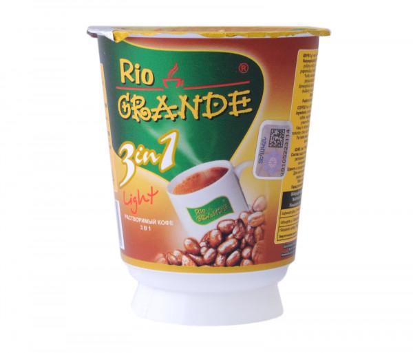 Ռիո Գրանդե 3-ը 1-ում Թույլ սառը սուրճ 170մլ