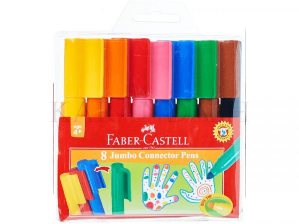 Ֆլոմաստերներ Faber Castell FCI 66 2000 08