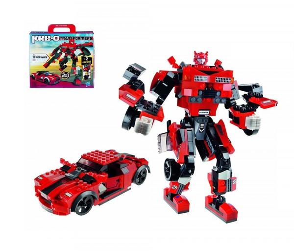 Կոնստրուկտոր «Ավտոբոտ Սայդսվայփ Տրանսֆորմեր» Mankan Toys