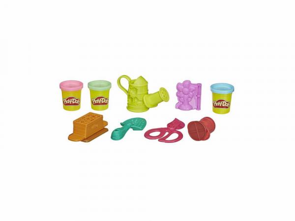Hasbro Պլաստիլին PLAY-DOH Հավաքածու «Այգեգործական Գործիքներ»