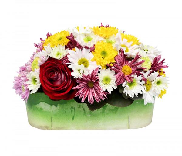Ծաղկեփունջ N4 FlowerShop