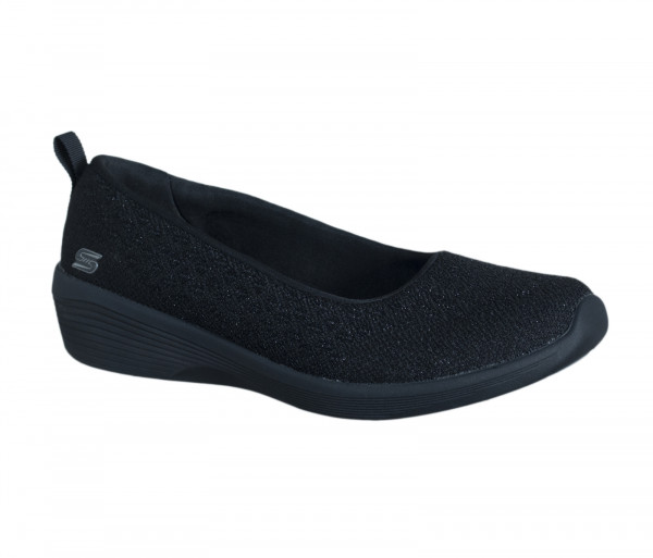 Կանացի կոշիկ «METALLIC SOFT KNIT WEDGE SKIM»