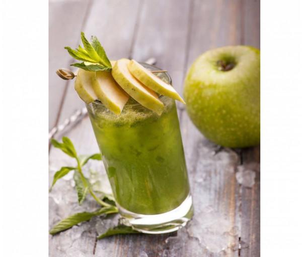 Կանաչ խնձոր և անանուխ 1լ Segafredo