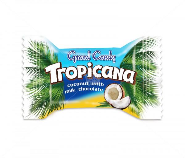 Շոկոլադե կոնֆետներ «Տրոպիկանա» Grand Candy