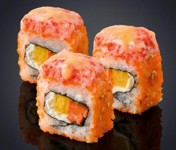 Հոթ Սակրամենտո AKO Sushi