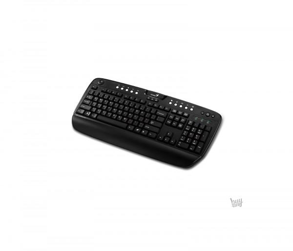 Ստեղնաշար Genius KB-320E, PS2