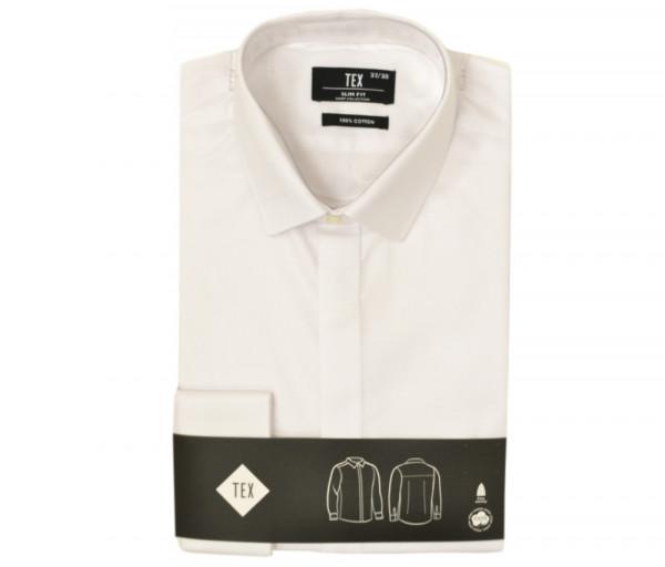 Տեքս Տղամարդու վերնաշապիկ Սպիտակ I854864