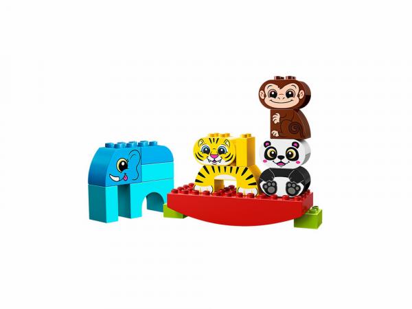Lego Duplo Կառուցողական Խաղ ''Իմ Առաջին Կենդանիները''