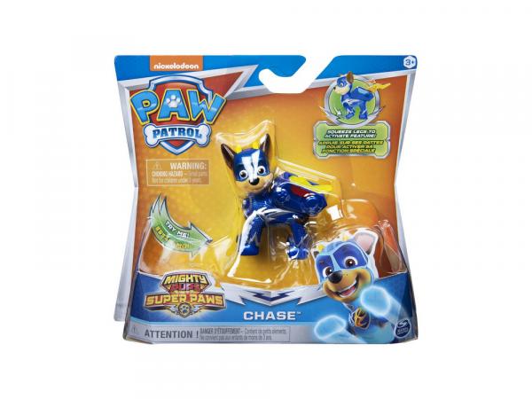 Spin Master Շների պահակախումբ Մուլտհերոսի Արձանիկ «Mighty Pups:Chase»