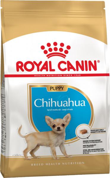 Շան չոր կեր Chihuahua puppy 0.5 կգ