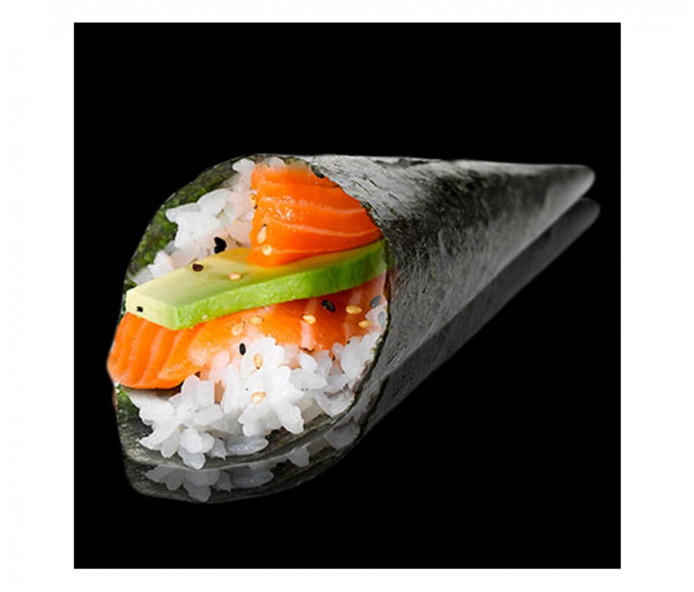 Dumpling Soup Woolworths Languageen: Salmon Avocado Temaki 21 Sushi Club
