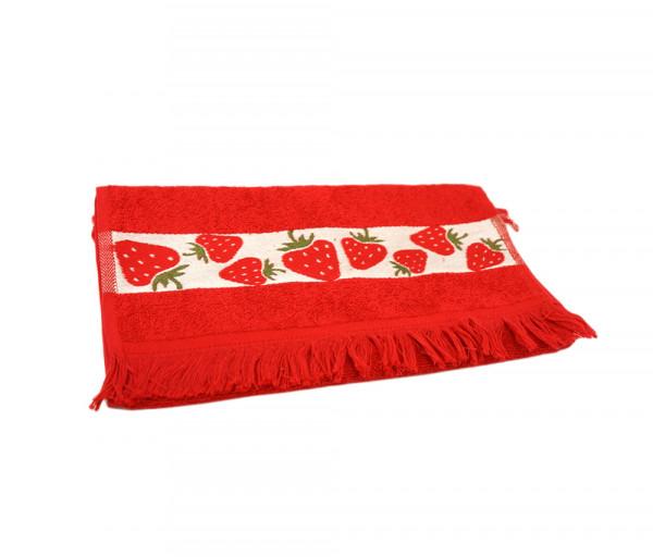 Մուլտի Գրուպ Խոհանոցի սրբիչ 30x50սմ Կարմիր
