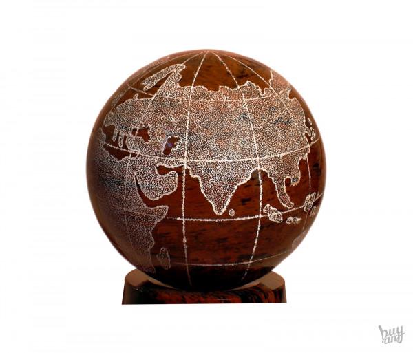 Գլոբուս օբսիդիան «Երկիր» փոքր