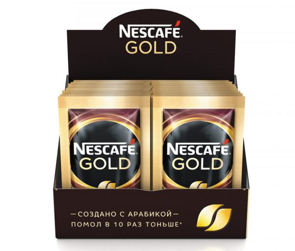 Նեսկաֆե Գոլդ Լուծվող սուրճ 2գx30