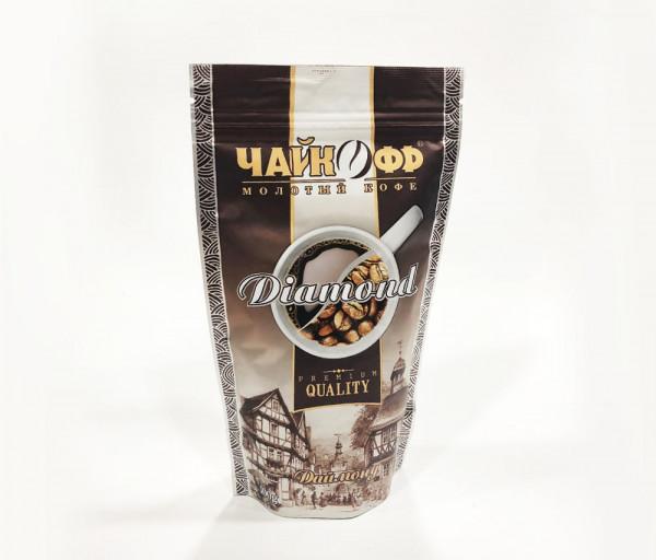 Լուծվող սուրճ «Չայկոֆֆ Diamod»