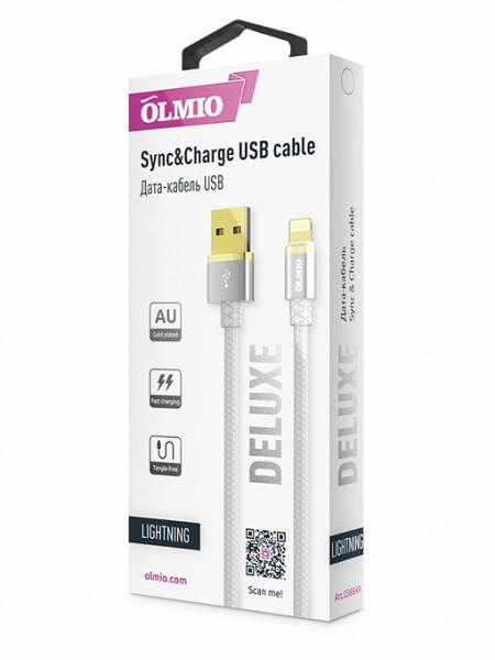 Մալուխ Deluxe USB 2.0 - Lightning 1.2մ