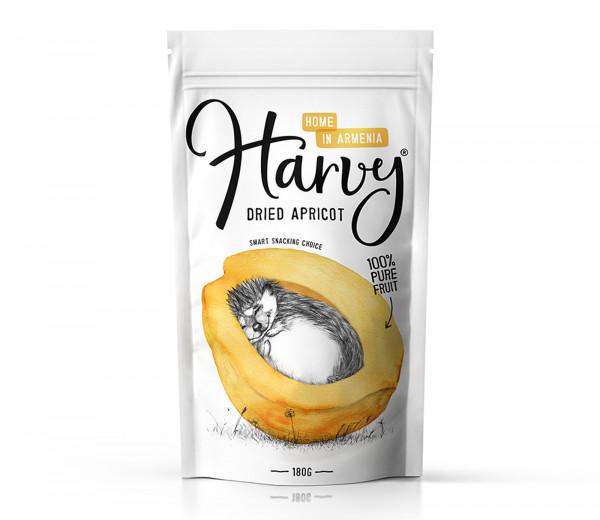 Ծիրանի չիր 180գ Harvy